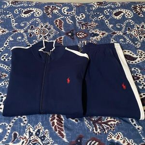 Polo Sweatsuit Size XL